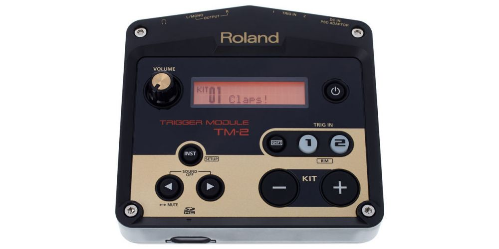 roland tm2 frontal