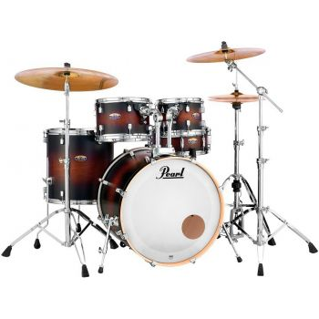Pearl Decade Maple DMP905/C Satin Brown Burst, Set Bateria