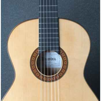 Alhambra 8 Fc Guitarra Española