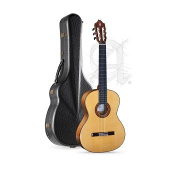 Alhambra 8 Fc Guitarra Española + Funda