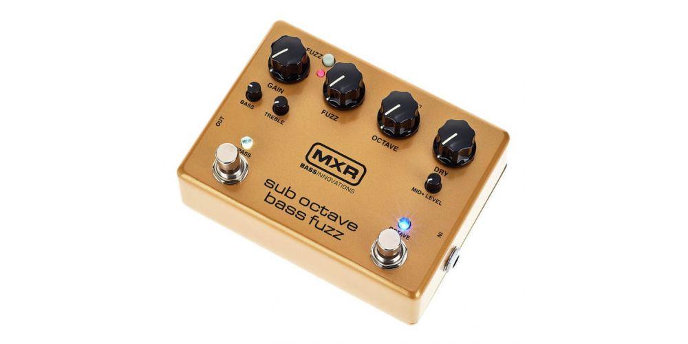 mxr m287 bass fuzz
