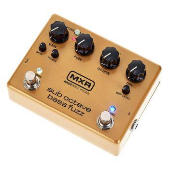 MXR M287 Sub Octave Fuzz Bass