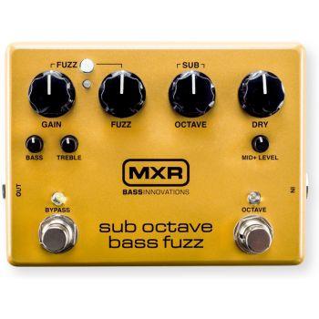 MXR Sub Octave Fuzz Bass