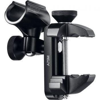 SHURE A75M Pinza universal resistente con soporte integrado
