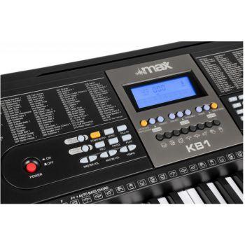 max KB1 Teclado electronico 61 Teclas 130100