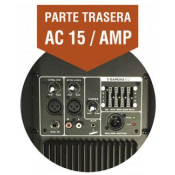 ACOUSTIC CONTROL AC15 AMP Altavoz Amplificado 15