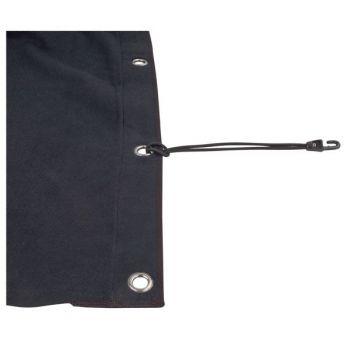 Showtec Backdrop Black Telón Negro de 3 x 4.5 metros 89020
