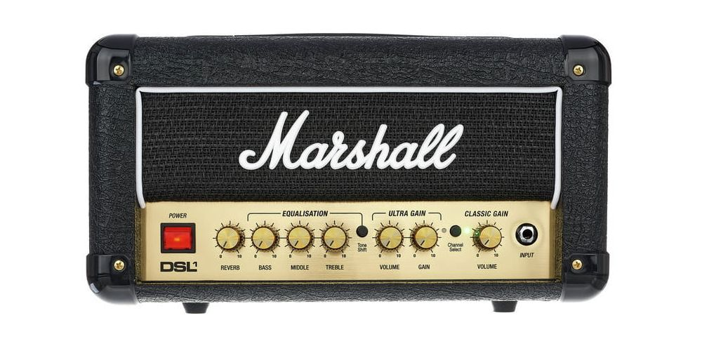 marshall dsl1h controles