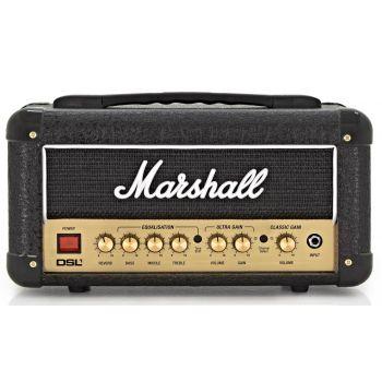 Marshall DSL1 HEAD Cabezal válvulas 1 Watio