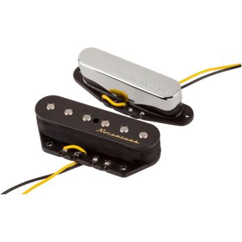Fender Vintage Noiseless Tele Pastillas (2)