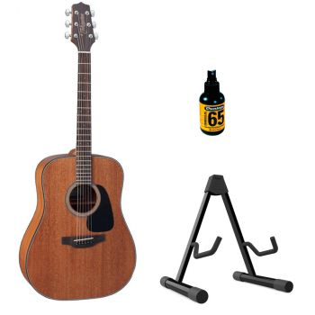 TAKAMINE GD11MNS Guitarra Acustica + Soporte + Limpiador