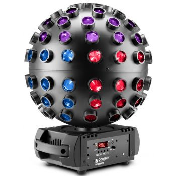 CAMEO ROTOFEVER LED Mirror Ball Emulator