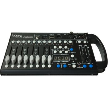 Ibiza Light LC192 DMX Mini Controlador DMX 192