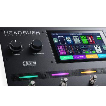 HeadRush Gigboard Pedalera Multiefectos