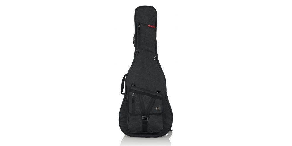 gator gt acoustic blk funda guitarra acústica