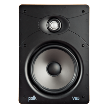 Polk audio V85 Unidad Altavoz Empotrar Pared