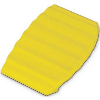 Defender Office ER YEL Final de Rampa amarillo para Pasacables 8516