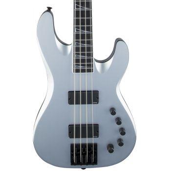 Jackson USA David Ellefson Concert Bass CB IV EB Satin Silver