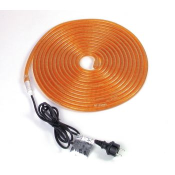 Eurolite Rubberlight RL1-230V Orange 9m Tira Led