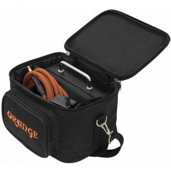 Orange Micro Terror Bag Bolsa de transporte acolchada para cabezales Micro Terror y Micro Dark