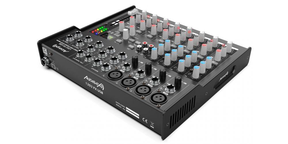audibax 1202 fx usb audibax 1202 fx usb mesa mezclas oferta