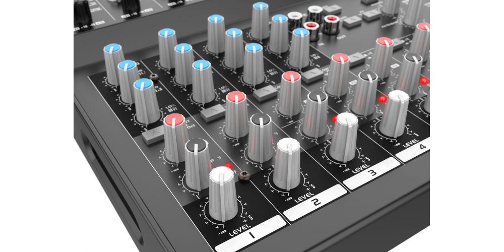 audibax 1202 fx usb audibax 1202 fx usb mesa mezclas promocion