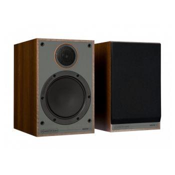 Monitor Audio Monitor 100B Walnut Altavoces HiFi Estantería. Pareja