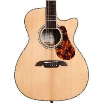 Alvarez MF60CEOM Folk/On Masterworks Guitarra Acústica