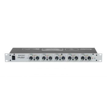 Omnitronic ZD-250 Distribuidor de Zonas