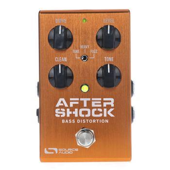 Source Audio SA246 Aftershock Bass Distortion Pedal Para bajo