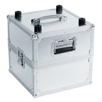 Roadinger Record Case Pro ALU 50-50 100LPs
