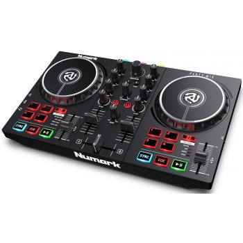 Numark Party Mix II Controlador Dj con Interface de Audio y Show de Iluminación LED