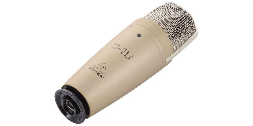 behringer c1 usb microfono 360 grados