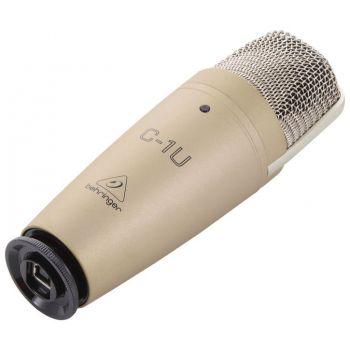 BEHRINGER C1 USB Microfono de Condensador Studio Behringer C-1 USB Un