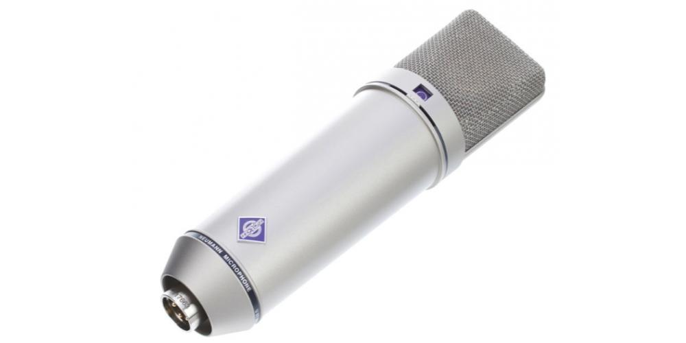u87 ai studio set niquel microfono gran diafragma
