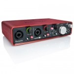 Focusrite Scarlett 2i4 Interface Audio USB 2.0