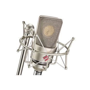 NEUMANN TLM-103 STUDIO SET . Micrófono de Estudio Set Niquel