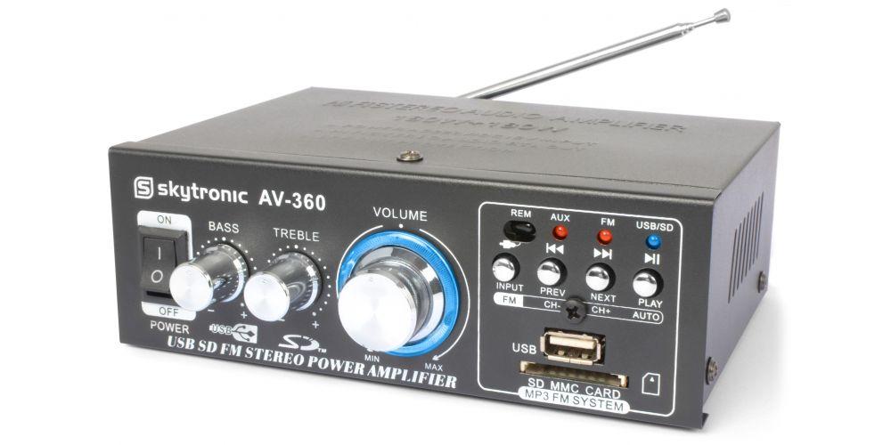AMPLIFICADOR SKYTRONIC AV360