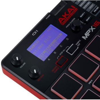 AKAI MPX 16 Sample Pad