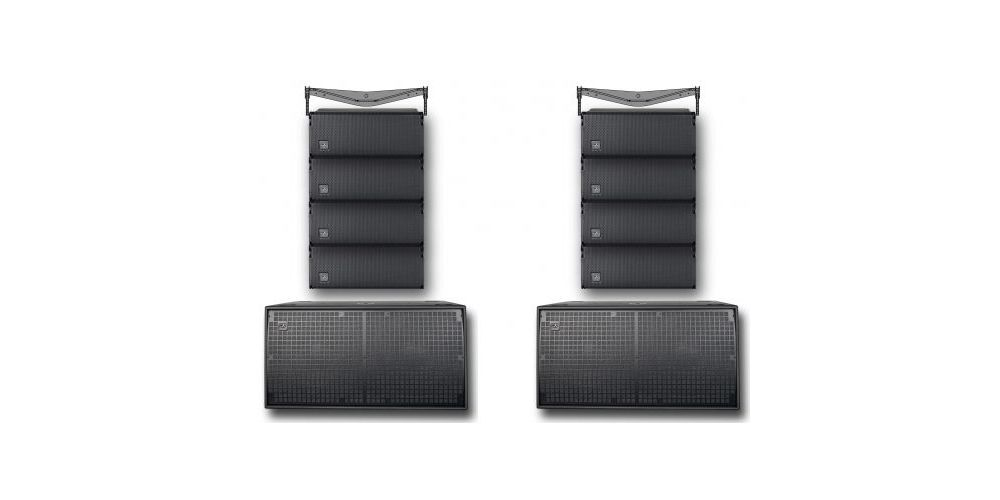 LINE ARRAY SYSTEMS das