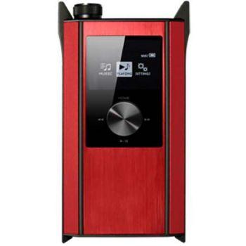 TEAC HA-P90 SD RED Amplificador Auriculares Portatil, ROJO