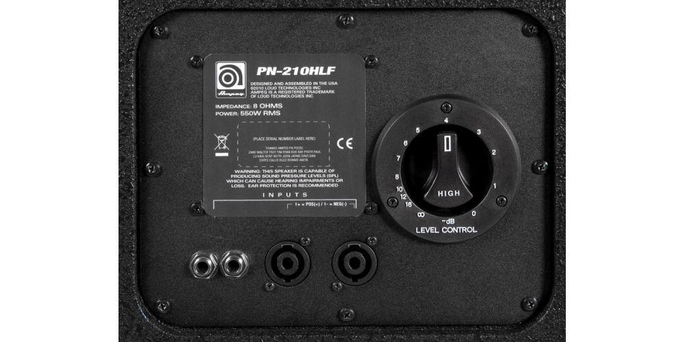 AMPEG PN-210HLF 550W Neodymium