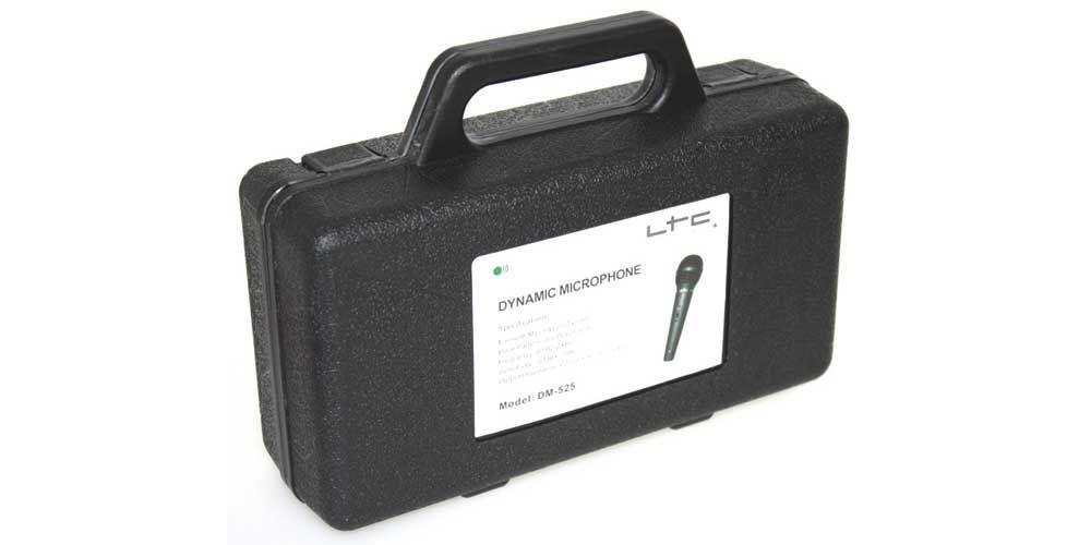 LTC DM-525 Micrófono Dinamico