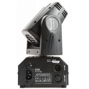 Beamz Panther 15 Cabeza Movil Mini LED Beam 150458