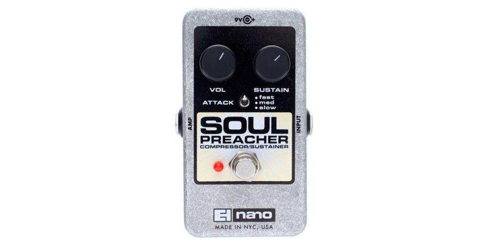 electro harmonix nano soul preacher 3