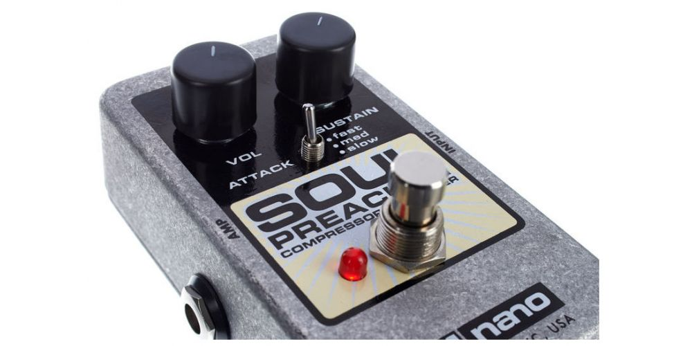 Electro Harmonix Nano Soul Preacher
