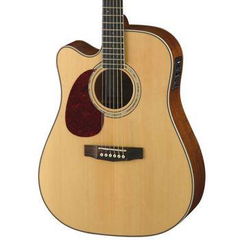 Cort MR710F-LH NS Guitarra Acústica para Zurdos Natural Satin