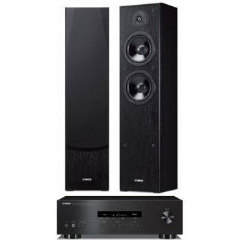 YAMAHA RS202D Black+NSF51