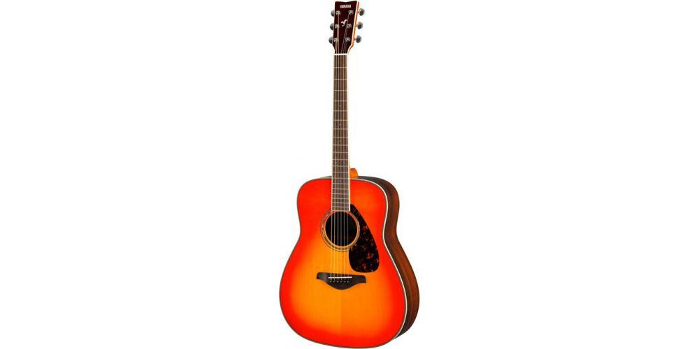 Comprar Yamaha fg830 guitarra acustica autumn burst