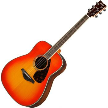 Yamaha FG830 Guitarra Acustica Autum Burst